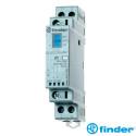 Contactor Modular de Finder 25 A Serie 22 22.32.0.230.4340