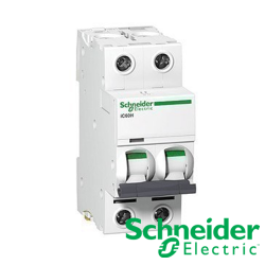 Interruptor Automático Magnetotérmico iK60N 10A 2P Schneider Electric A9K17210