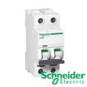 Interruptor Automático Magneto térmico iC60N 16A 2P SCHNEIDER