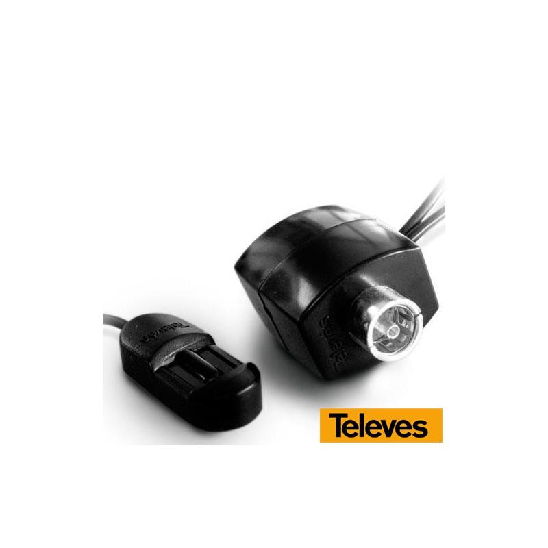 Emisor Suplementario Señal Mando a Distancia por Cable Coaxial