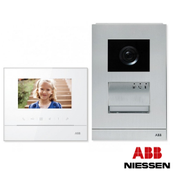 Kit Videoportero Welcome Niessen ABB W2821