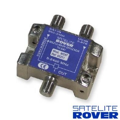 Mezclador Diplexor MSAT LTE