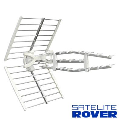 Antena Terrestre HDT Pro LTE Satélite Rover