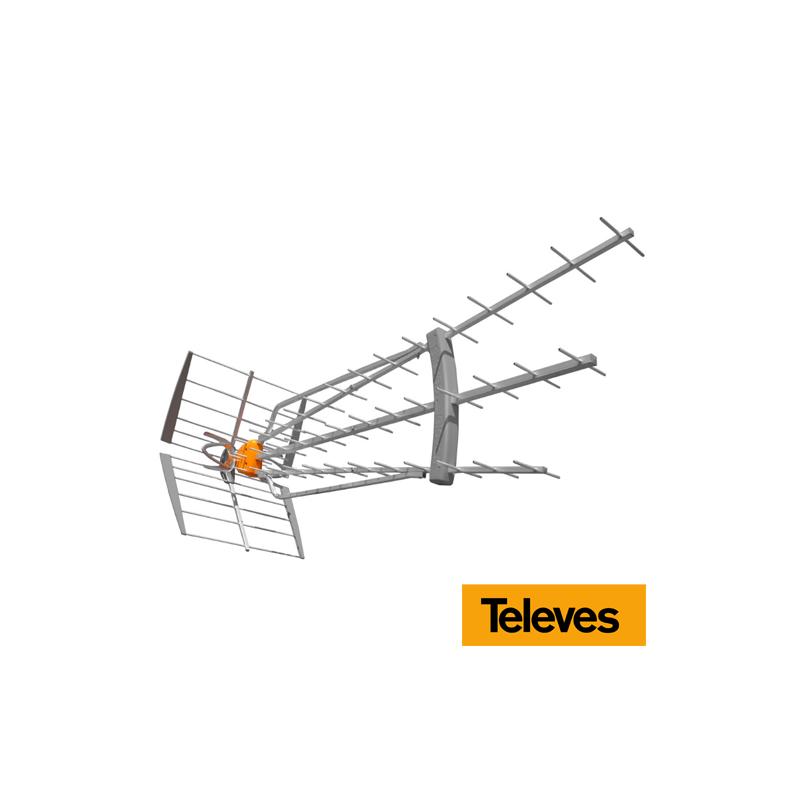 Antena Terrestre DAT HD BOSS 790 LR