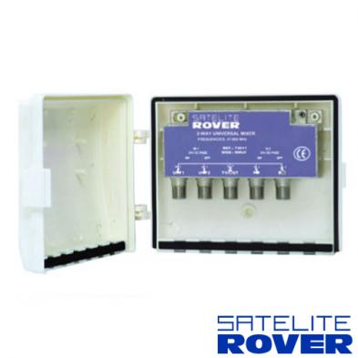 Mezclador Terrestre UHF-UHF