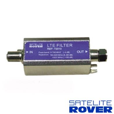 Filtro Enchufable LTE C60 Satelite Rover