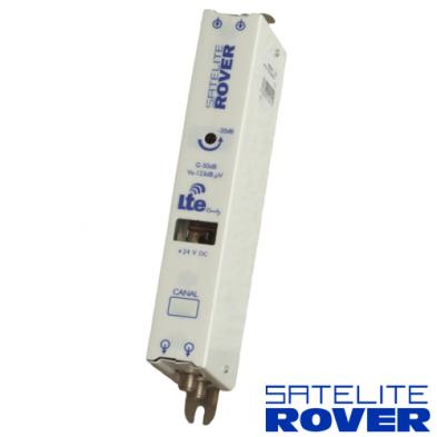Amplificador Monocanal Rover Satélite