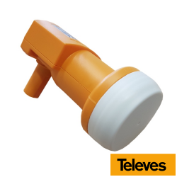 LNB Offset Single Universal Televes