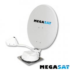 Parabólica Automatizada Megasat Caravanman 85 Professional CON GPS