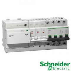 Protector Combinado Sobretensiones Permanentes y Transitorias SPU 3P+N 25A