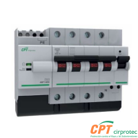 Protector combinado DPS+POP contra sobretensiones transitorias y permanentes