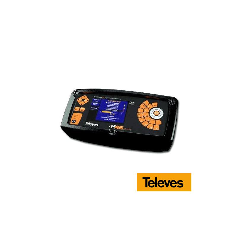 Medidor de Campo Televés H45 Compact Full HD + C.I.