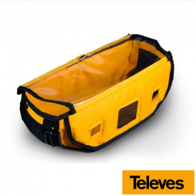 Funda protectora medidores de campo Televes para modelos H45 y H60
