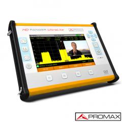 HD RANGER UltraLite : El medidor de campo con tamaño de tablet