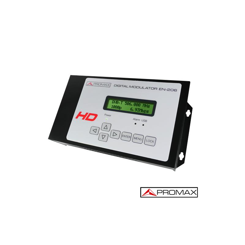 EN-206 Lite: Modulador HD DVB-T (TDT)