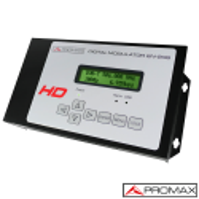 Modulador HD DVB-T (TDT) EN-206 Lite