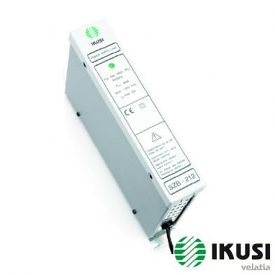 Fuente Alimentación Amplificadores Monocanales Ikusi SZB-212