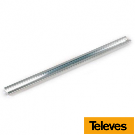 Soporte de pared 560 mm (1 alim. + 8 T05/T12)