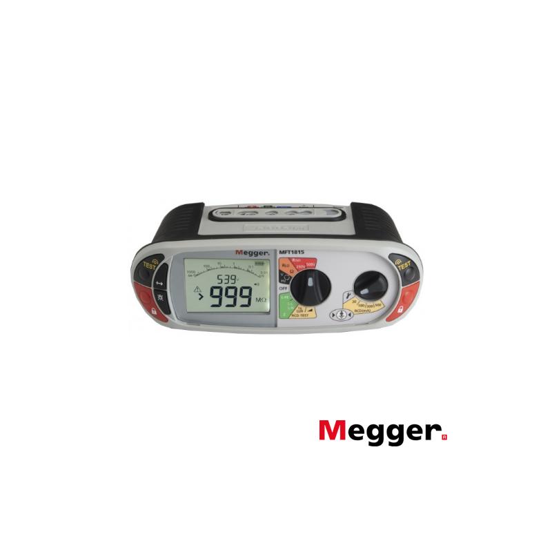 Comprobador Multifunción MFT1815 250/500 V