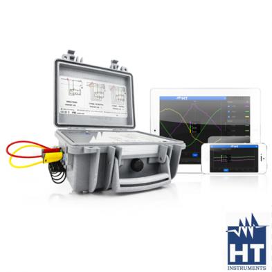 Analizador de Redes Trifásico IP65 con conexión a dispositivos remotos PQA820