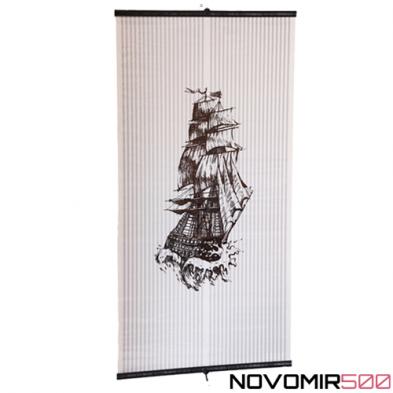 Poster Calefactor Modelo Barco Novomir 500