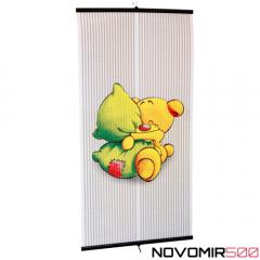 Poster Calefactor Modelo Osito Novomir 500