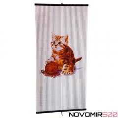 Poster Calefactor Modelo Gato Novomir 500