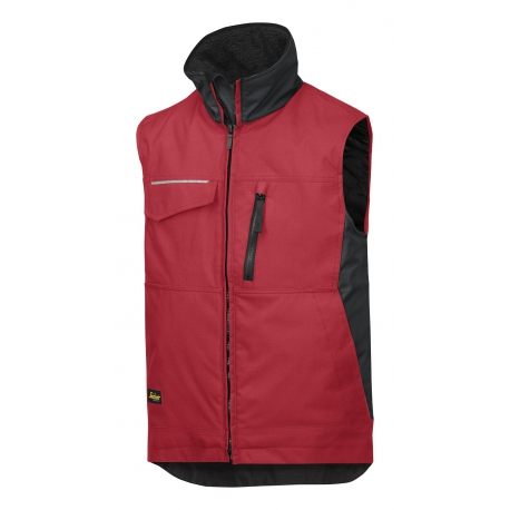 4528 Chaleco Profesional Invierno Rip-stop