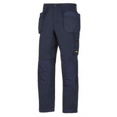 6201 Pantalón largo AllroundWork con bolsillos flotantes
