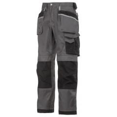 3212 Pantalón largo DuraTwill con bolsillos flotantes