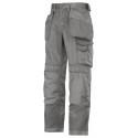 3214 Pantalón largo Canvas+ con bolsillos flotantes