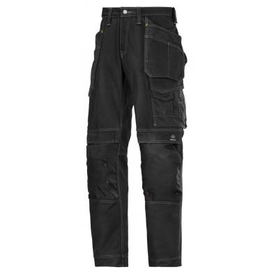 3215 Pantalón largo Algodón Comfort con bolsillos flotantes