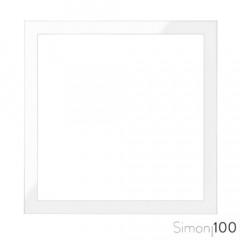 Marco de 1 Elemento Blanco Simon 100
