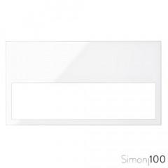 Marco Mínimo 2 Elementos Blanco Simon 100
