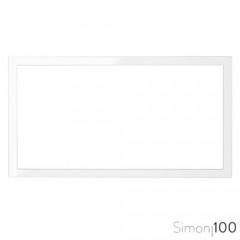 Marco 2 Elementos Blanco Simon 100