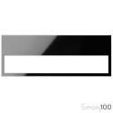 Marco Mínimo 3 Elementos Negro Simon 100