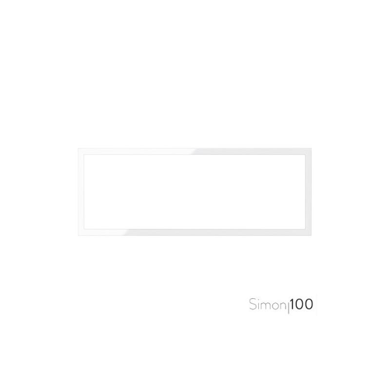 Marco 3 Elementos Blanco Simon 100