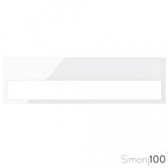 Marco Mínimo 4 Elementos Blanco Simon 100