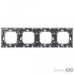 Bastidor 4 Elementos Simon 100