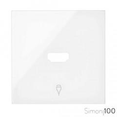 Tapa Conector HDMI Blanco Simon 100