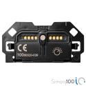 Interruptor Regulable IO Ready 230 V con sistema de embornamiento a tornillo Simon 100