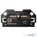 Interruptor Regulable IO Ready 230 V con sistema de embornamiento a tornillo Simon 100