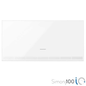 Tecla Master Regulable IO Blanco Simon 100