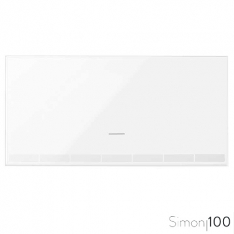 Tecla para Interruptor Regulable Blanco Simon 100