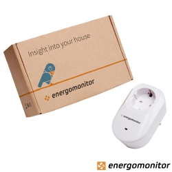 Sensor Enchufe On-Off Energomonitor
