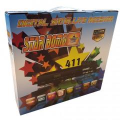Receptor Satélite Digital Star Boma 411