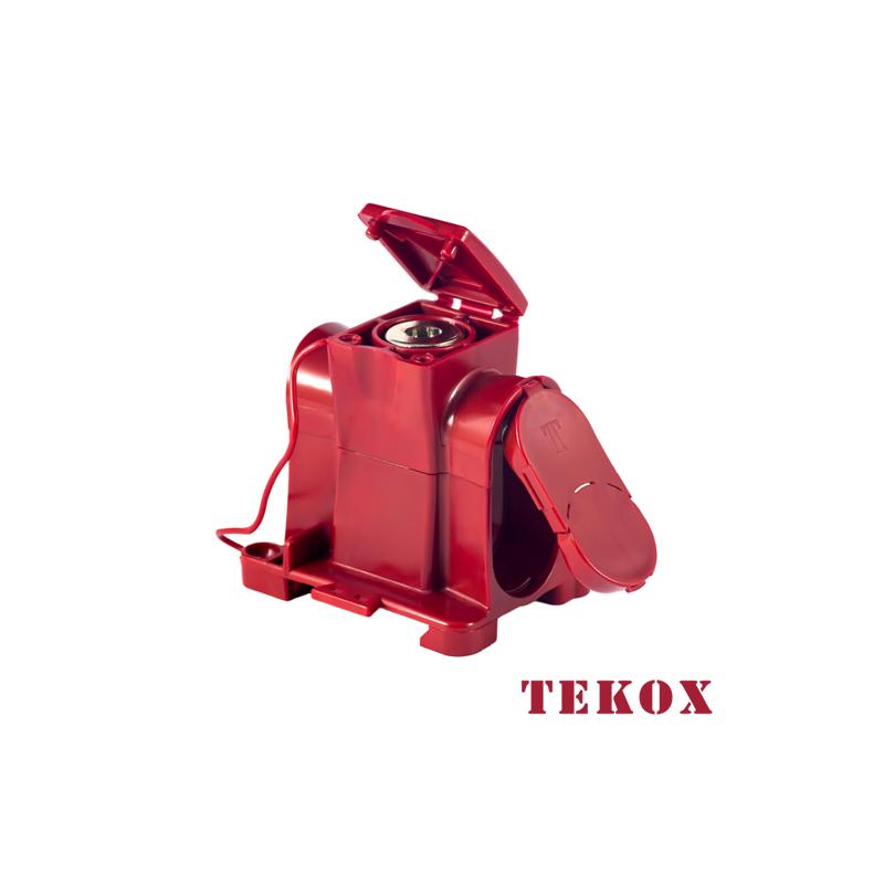 Borna de Seguridad Serie BD Tekox