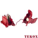 Borna de Seguridad Serie BD 16 TEKOX