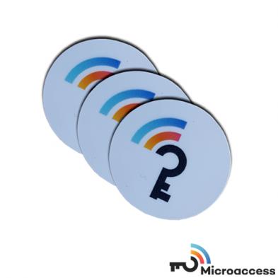 Pegatina MicroAccess Control de Accesos MicroAccess