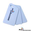 Tarjeta tipo llavero - Control de accesos μAccess